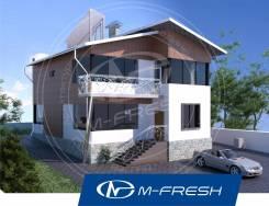 M-fresh Golden hit-зеркальный. 200-300 кв. м., 2 этажа, 6 комнат, бетон