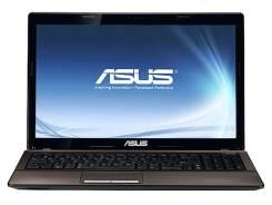 "Asus X53U. 15.6"", ОЗУ 2048 Мб, диск 320 Гб, WiFi, аккумулятор на 2 ч."