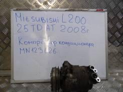 Компрессор кондиционера. Mitsubishi L200