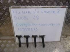 Катушка зажигания. Mitsubishi: Lancer Evolution, Outlander, Delica, Lancer X, Galant Fortis, Lancer Двигатели: 1, 8, MIVEC