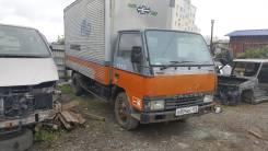 Mitsubishi Canter. Продам MMC Canter 1992г фургон, в хорошем состоянии, 4 200 куб. см., 3 000 кг.