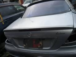 Крышка багажника. Mercedes-Benz CL-Class, w215