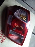 Стоп-сигнал. Toyota Ractis, NCP100