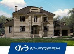 M-fresh Nepal (Проект большого просторного дома площадью 360 м2). 300-400 кв. м., 2 этажа, 7 комнат, бетон