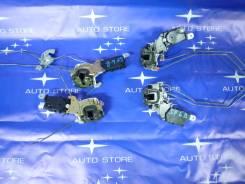 Замок двери. Subaru Forester, SF5, SF9 Двигатели: EJ20, EJ25, EJ201, EJ202, EJ20J, EJ20G, EJ205, EJ252, EJ253, EJ254