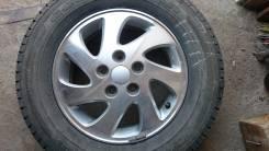 Daihatsu. 5.0x15, 5x114.30, ЦО 55,0мм.