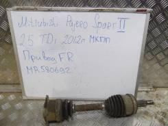 Привод. Mitsubishi Pajero Sport Mitsubishi Triton, KB9T Двигатели: 2, 5, COMMON, RAIL