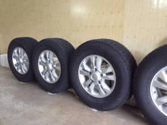Продам зимние колёса на Тойота Ленд Крузер 200. 8.0x17 5x150.00 ET60