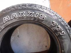 Maxxis Bravo AT-771. Грязь AT, 2014 год, износ: 5%, 3 шт