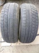 Bridgestone Blizzak VRX. Зимние, без шипов, износ: 60%, 2 шт