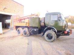 Камаз 43101. Продаётся буровая установка ПБУ-2 на базе , 10 850 куб. см., 8 000 кг.