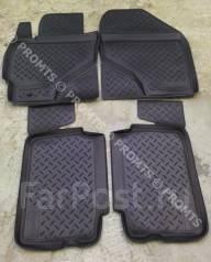 Комплект ковриков в салон Toyota Auris II (E180) LFMNPLPO8802