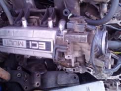 Заслонка дроссельная. Mitsubishi Galant, E33A Двигатель 4G63