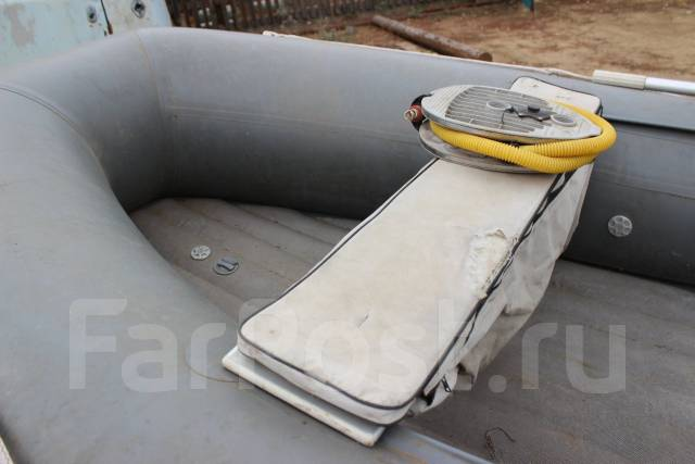 лодка пвх gladiator d370al комфорте