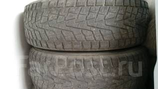 Bridgestone. Зимние, без шипов, 70%, 2 шт