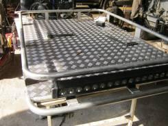 Изготовление алюминиевых багажников на крышу