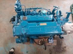Nissan Marine. 110,00л.с., 4х тактный, дизель
