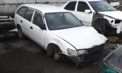 Toyota Corolla. E100, 4EFE