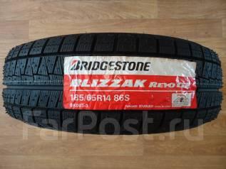 Bridgestone Blizzak Revo GZ. Зимние, 2014 год, без износа, 4 шт