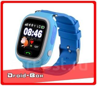 Детские часы телефон с GPS-трекером Smart Baby Watch Q80 - оригинал!