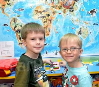 Детский сад на Первой речке. Подготовка к школе от 4-х до 6 лет.
