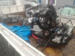 Двигатель. Toyota Hiace, KZH106W Toyota Regius Ace, KZH106, KZH120, KZH116, KZH138 Двигатель 1KZTE