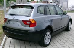 BMW X3. E83