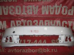 Бампер Volkswagen Polo 6RU807221