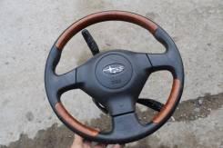 Руль. Subaru Outback
