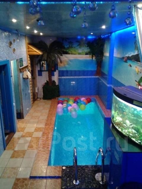 сауны с бассейном во владивостоке вл