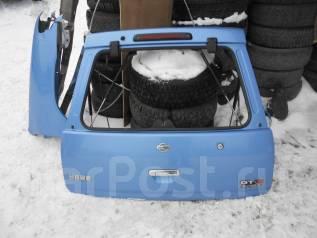 Дверь багажника. Nissan Cube, AZ10