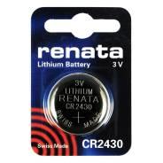 Литиевый элемент питания (батарейка) Renata CR2430