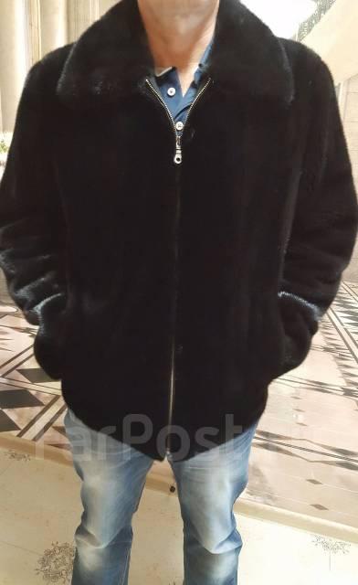 Продам норковый мужской полушубок из норки - Верхняя одежда во ... 4ec3ceb1390f6