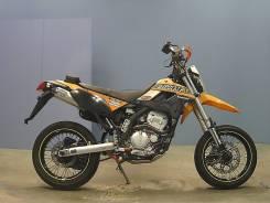 Kawasaki D-Tracker. 250 куб. см., исправен, птс, с пробегом