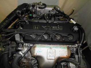 Двигатель в сборе. Honda Accord, LA-CF6, LA-CF7, GF-CF6, GF-CF7 Honda Avancier, GH-TA2, LA-TA1, LA-TA2, GH-TA1 Honda Odyssey, GH-RA6, LA-RA6, LA-RA7...