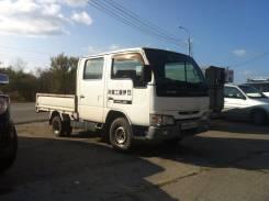 Nissan Atlas. , 3 200 куб. см., 1 250 кг.