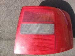 Стоп-сигнал. Audi A6 allroad quattro