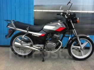 Honda CB. 125 куб. см., исправен, птс, без пробега