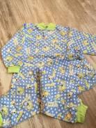 Пижамы. Рост: 74-80, 80-86 см