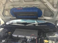 Направляйка субару форестер SF5, под кулер AJS и сток воздухозаборник. Subaru Forester, SF5