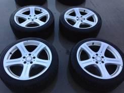 Комплект колес Mercedes-Benz w219 CLS R18. 8.5/8.5x18 5x112.00 ET28/18