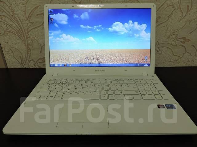 Samsung 370R5E. 15.6дюймов (40см), 2,6ГГц, ОЗУ 6144 МБ, диск 750 Гб, WiFi, Bluetooth, аккумулятор на 3 ч.