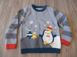 Пуловеры. Рост: 98-104, 104-110 см