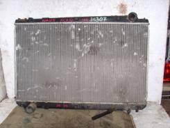 Радиатор охлаждения двигателя. Toyota Avalon Двигатель 1MZFE