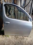 Дверь боковая. Toyota Funcargo, NCP20, NCP25, NCP21