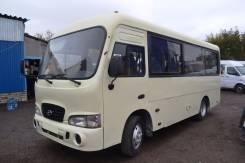Hyundai County. Автобус Hyundai HD SWB County, 3 900 куб. см., 20 мест