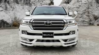 Обвес кузова аэродинамический. Toyota Land Cruiser, GRJ76K, GRJ79K, URJ202, VDJ200, URJ202W, J200 Двигатели: 1VDFTV, 1URFE, 3URFE, 1GRFE