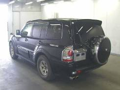 Колпак запасного колеса. Mitsubishi Pajero, V65W, V75W Mitsubishi Montero