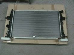 Радиатор охлаждения двигателя. Opel Astra Opel Zafira