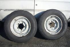 Два колёса на волгу 31029 на 21 и 3102. 5.5x14 5x139.70